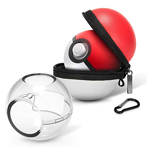 Estuche de transporte para pokemon poke ball plus