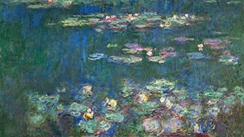 Impresión artística/póster: claude monet water lilies