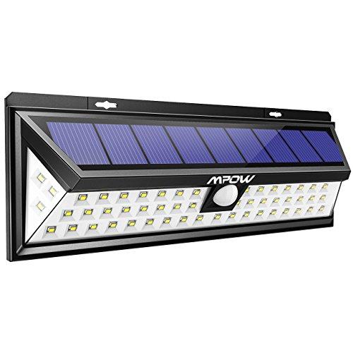Foco solar exterior