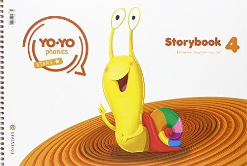 Yo-yo phonics -pack storybook 4