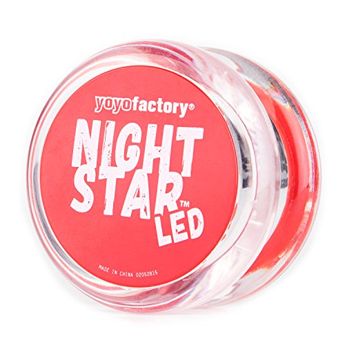 Yoyofactory nightstar led yo-yo