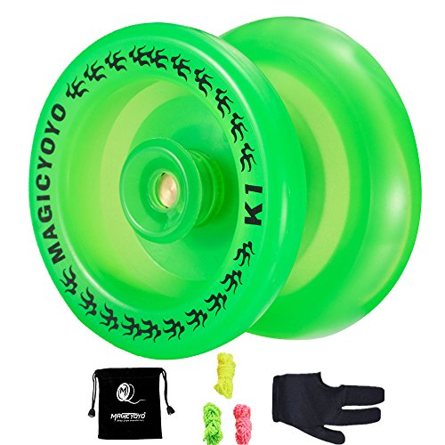 Responsive yoyo k1 plus grow professional yoyo with yoyo sack
