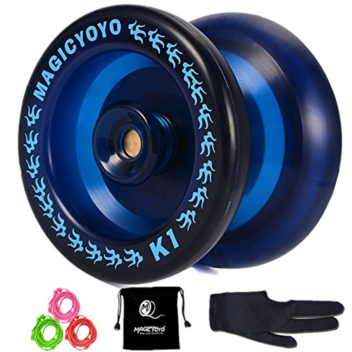 Responsive yoyo magic yoyo k1-plus with yoyo bag/sack