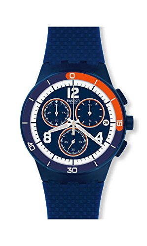 Reloj swatch chrono susz402 match point special edition roland garros