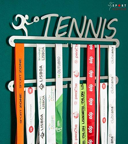 Medallero de tenis doble