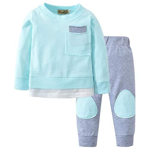 Ropa bebe niño otoño invierno 2018 ofertas infantil pijama recien nacido bebé niña sudaderas manga larga camisetas blusas