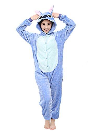 Unisex cálido pijamas para adultos cosplay animales de vestuario ropa de dormir halloween y navidad