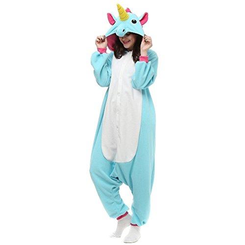 Flanela unicornio cartoon animal novedad navidad pijama cosplay