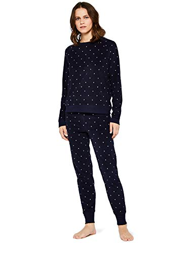 Fleece printed pijama