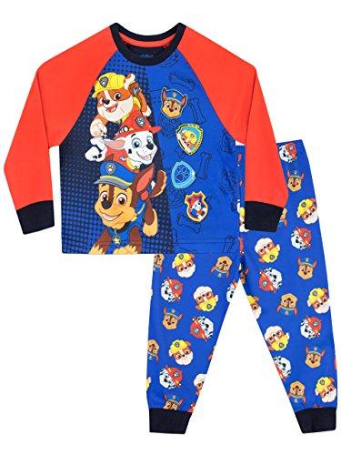 Pijama para niños la patrulla canina multicolor 6-7 años