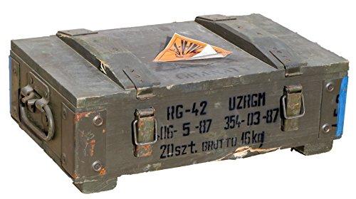 Pequeña caja de munición rg-42