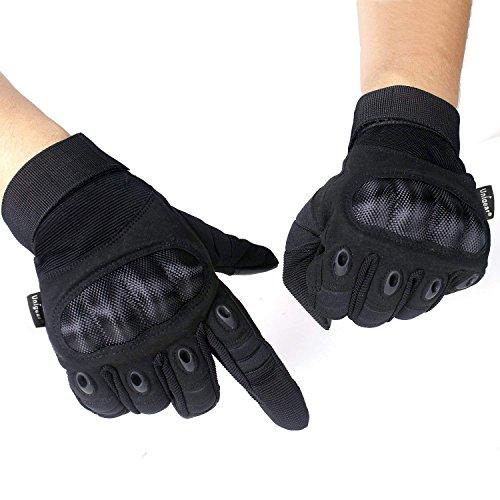 Guantes para moto pantalla táctil guantes tácticos militares dedo completo antideslizante ce verificada universal para motocicleta bicicleta bici ciclismo deportivos mtb atv