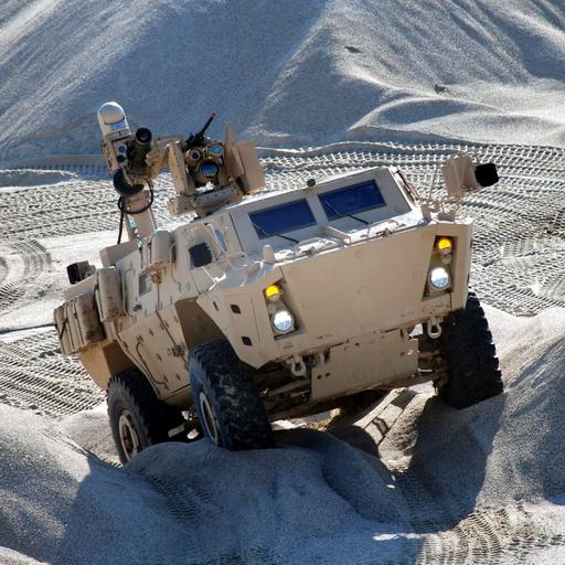 Super truck: vehículo militar