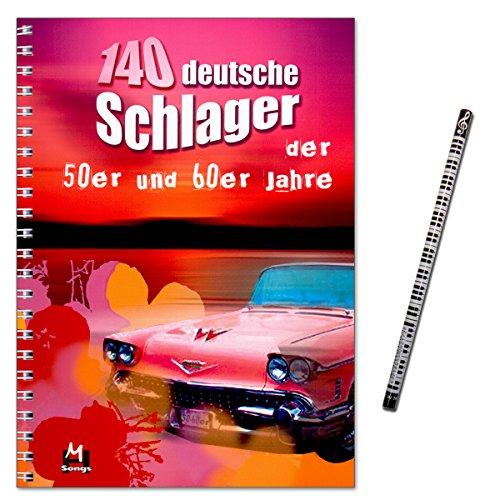140 deutsche schlager el 50 y 60 años