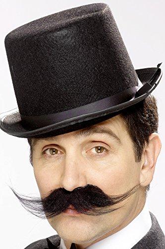 Barba y bigote para disfraz de adulto
