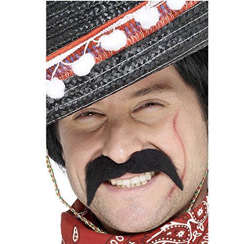 11911 bigote de bandido mexicano