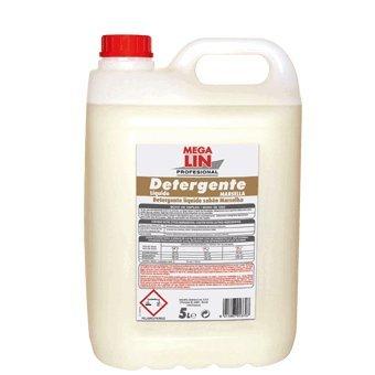 Detergente líquido jabón de marsella megalín