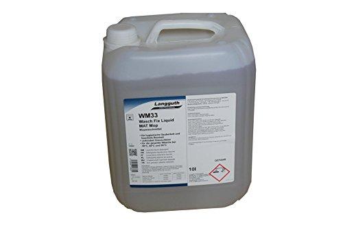 Detergente lavado fix liquid mat mop