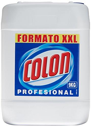 Azul profesional detergente de lavadora líquido
