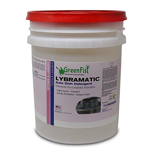 Lavavajillas grado industrial detergente líquido
