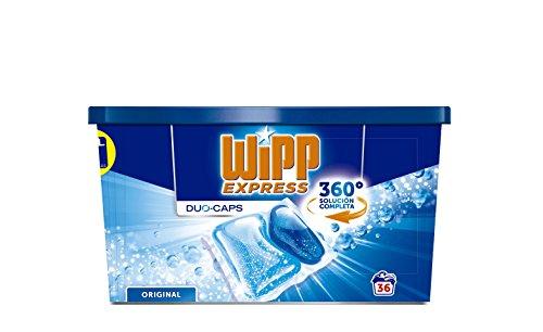 Express detergente en cápsulas