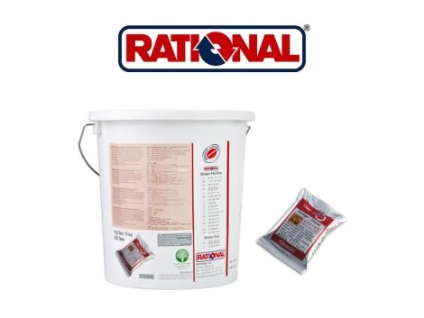 Detergente en pastillas rational