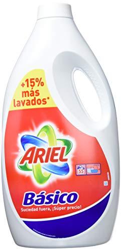 Detergente basico líquido