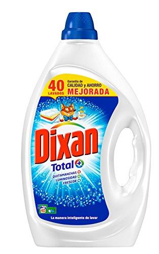 Detergente líqudo total