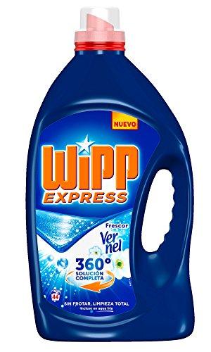 Express detergente líquido frescor vernel