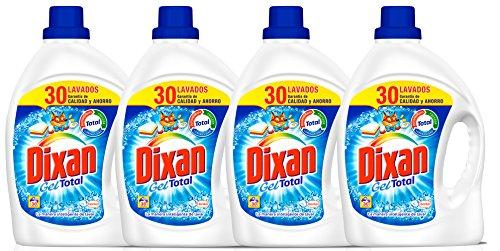 Detergente líquido total
