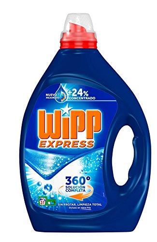 Express detergente líquido azul
