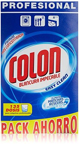 Detergente para ropa en polvo formato profesional