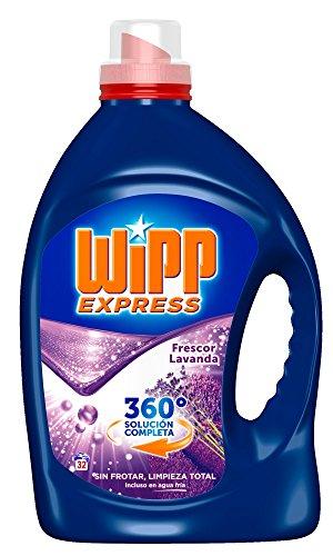 Express detergente líquido lavanda