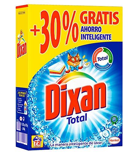 Detergente polvo
