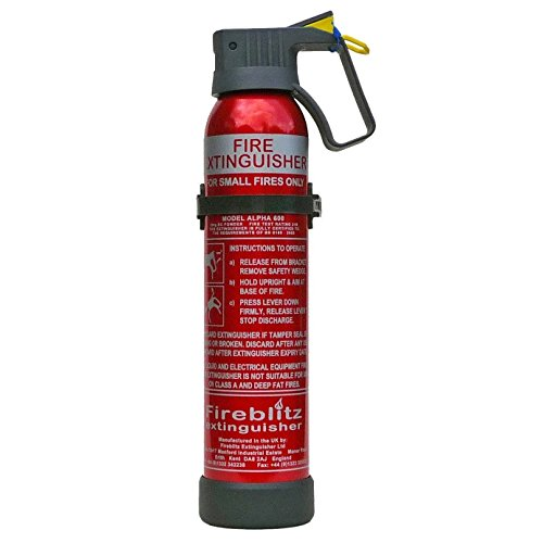600g fuego extintor con 5 años de garantía