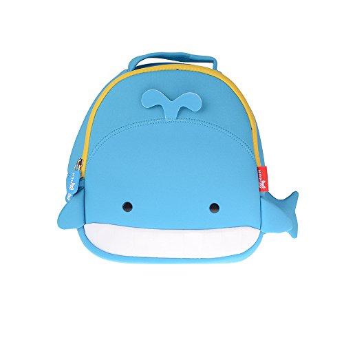 3d mochila infantile animal bolsas escolares de niños niñas