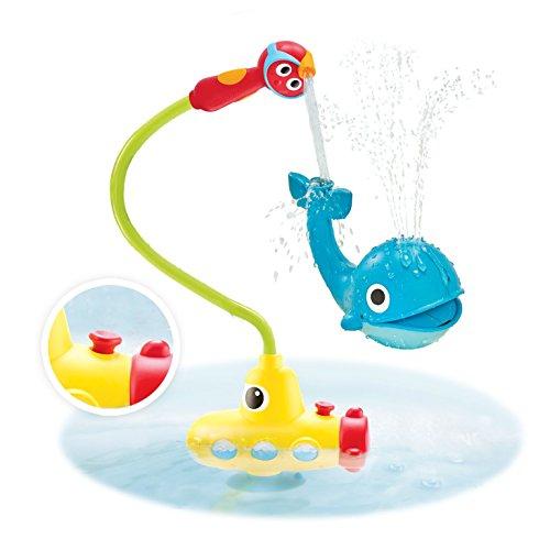 Ballena spray submarino