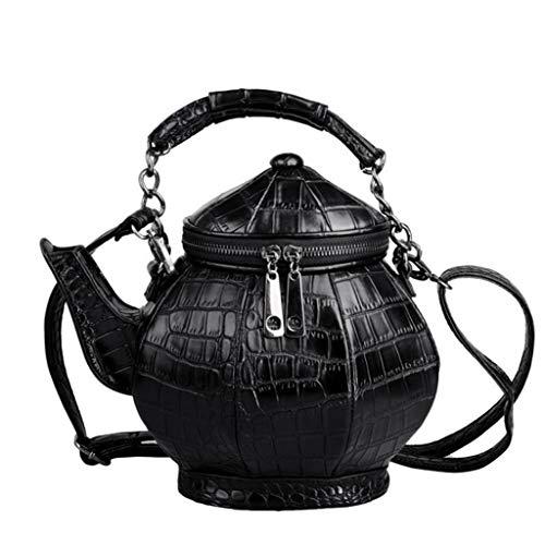 Bolso de hombro de la bolsa de mensajero de la mujer bolso de hombro de la bolsa de mensajero de la tetera