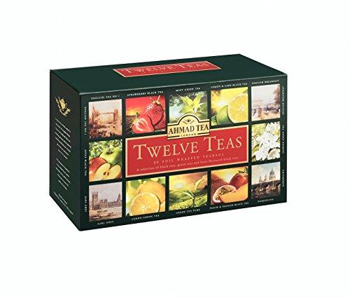Twelves teas