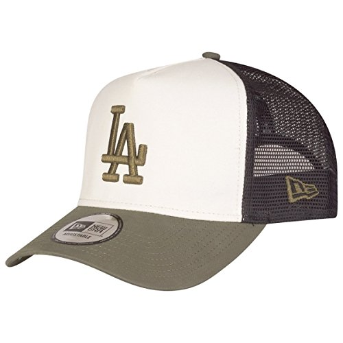Era los angeles dodgers nylon a frame trucker