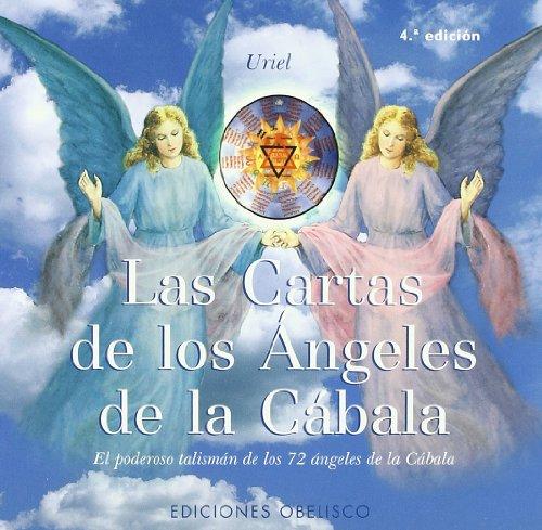 Cartas de los ángeles de la cábala+baraja: el poderoso talismán de los 72 ángeles de la cábala