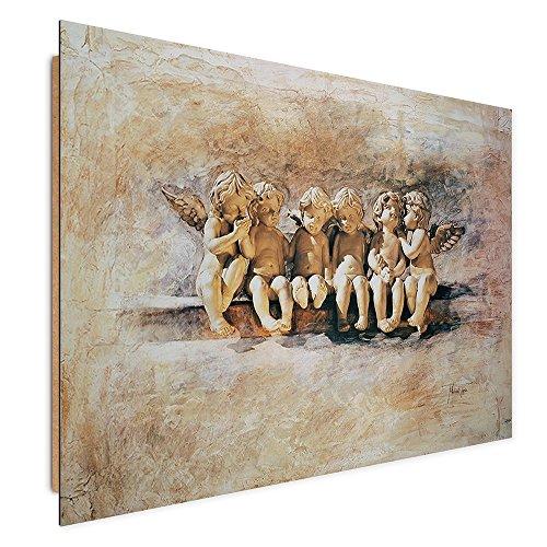 ángeles impresion digital cuadro deco panel