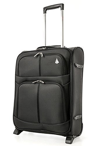 fd4a7e88a 55x40x20 tamaño máximo de ryanair y vueling trolley maleta equipaje de mano  cabina ligera con 2