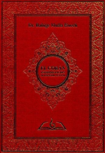 Coran interpretación al español actual