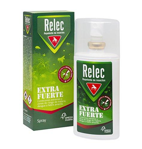 Extra fuerte spray antimosquitos