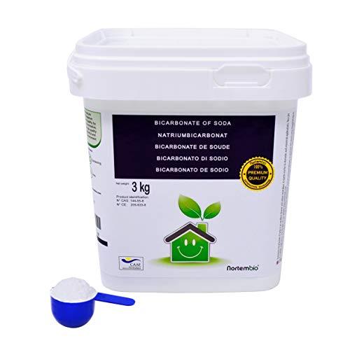 Bicarbonato de sodio 3 kg