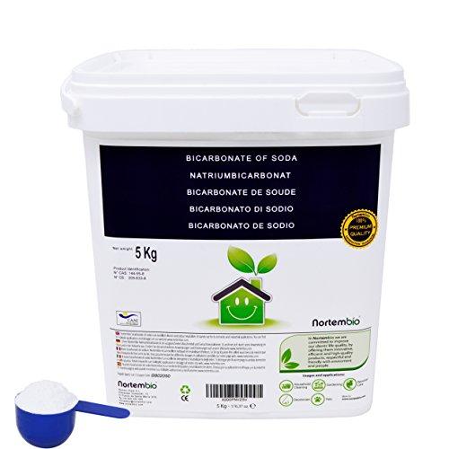 Bicarbonato de sodio 5 kg; 6 kg; 2x6kg