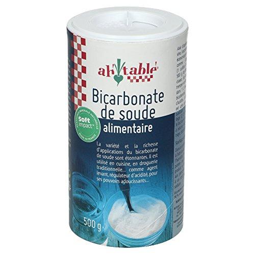 Bicarbonato sódico de uso alimentario