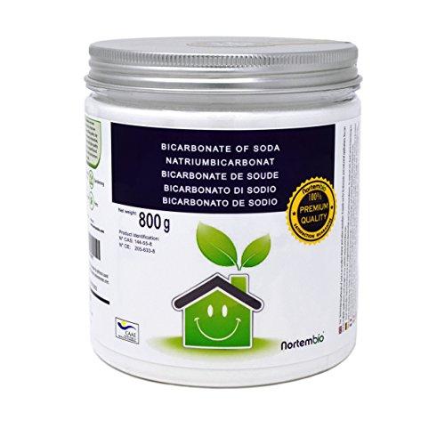 Bicarbonato de sodio 800g