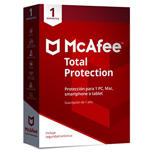 Total protection 1 dispositivo 2018